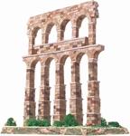 AE1253  Segovia's aqueduct 1:135 kit