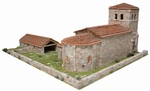 AE1109  San Andres church 1:65 Kit