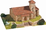 AE1107  Santa Cecilia church 1:150 Kit