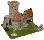 AE1256  Medieval tower