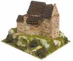AE1302  Small refuge HO 1:87 Kit