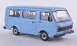 13351  VW LT28 Bus, blauw 1:43