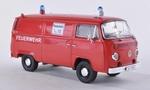 11702   VW T2b Kasten, Feuerwehr 1:43