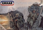 EM3503  WWI German Infantry 1:35 kit