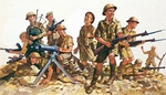 RE2617 British 8. Army WWII 1:76 kit