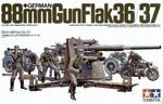 T35017  German 88mm Gun Flak 36/37 1:35 kit