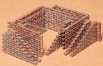 T35028  Dioramaset Muren 1:35 kit