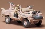 T35076  British SAS Land Rover 1:35 kit