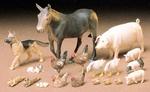 T35128  Livestock Set 1:35 kit