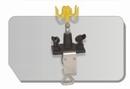 BD15  Airbrush houder klemmodel