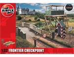 A06383  Frontier Checkpoint 1:32 kit
