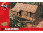 A06382  Bamboo House 1:32 kit