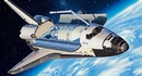 RE4544  Space Shuttle Atlantis 1:144 kit