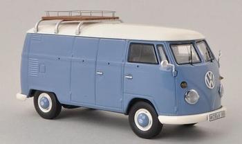 13800  Volkswagen Bestelbus met Bagagerek blauw