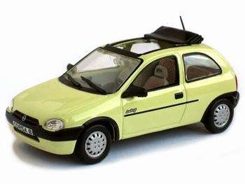 53374  Opel Corsa B Swing 1993 geel