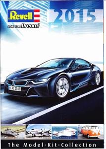 95050  Revell catalogus 2015