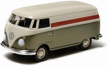 96120K  Volkswagen Panel Bus  creme/groen