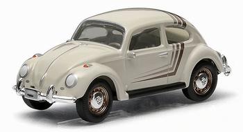 96130i  Volkswagen Kever 1967 creme