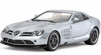 1339  Mercedes Benz McLaren SLR  2009  zilver
