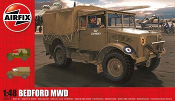 A03313  Bedford MWD Light Truck