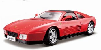 16006  Ferrari 348 TS  rood