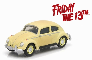 """44690D  VolkswagenClassic Beetle  """"Friday the 13th"""""""