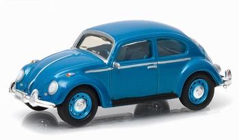 96140D  Volkswagen Kever blauw