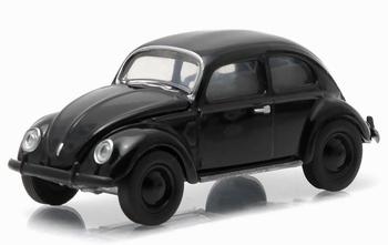 """27780A  Volkswagen Kever 1938  """" Black Bandit """""""