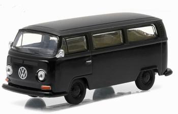 """27780C  Volkswagen T1 Bus """" Black Bandit """""""