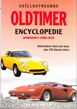 9870  Oldtimer Encyclopedie Sportauto's  1945-1975