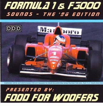 "9819  Formula 1 & F300 ""Food for Woofers"""
