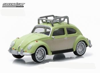 51009D  Volkswagen Kever met Bagagerek