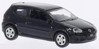 73120  Volkswagen Golf V GTI  2 deurs zwart