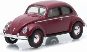 29820C  1951 VW Beetle Split Window - Bordeaux Red