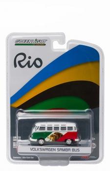 "51037C  Volkswagen Samba bus "" 2016 Rio Olympic Mexico """