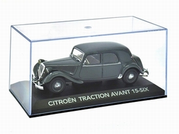 1363  Citroën Traction Avant 15-SIX  grijs