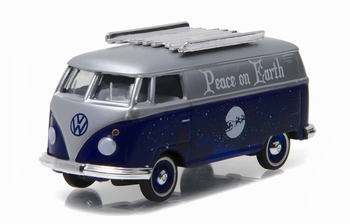 51077B  Volkswagen Samba Bus (Peace on Earth Dark)