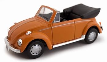 534378  Volkswagen Kever Cabriolet  oranje