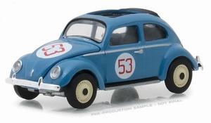 29920A  Volkswagen Splitwindow Beetle #53  1954