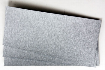 87094  Schuur. Polijstpapier P320 Grof C  3 vel