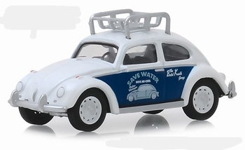 39010F  Volkswagen Classic Beetle The Busted Knuckle