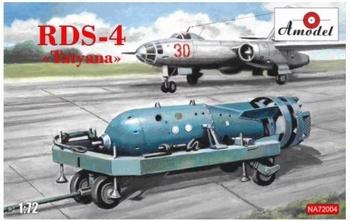 """AMNA72004 Sovjet-Atoombom  RDS-4 """"Tatjana"""""""