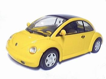 430054001   Volkswagen Beetle Concept Saloon 1994 (geel)