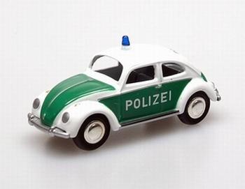 06101  Volkswagen Käfer 1960 `` Polizei ``