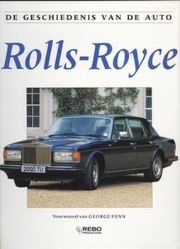 9854  De geschiedenis van Rolls Royce