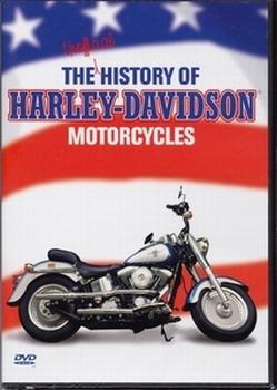 1121  The History of Harley Davidson Motorcycles