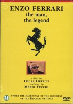 9811  Enzo Ferrari the man the legende
