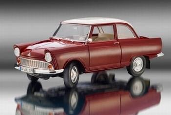 8874  DKW Junior  1961 (rood)