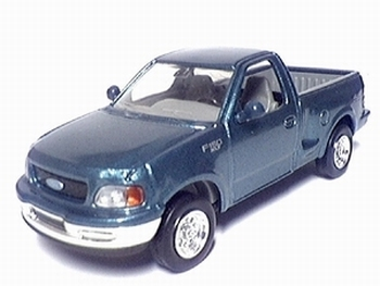 94205  Ford F150 Pick-up 1998  (rood)