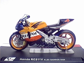 "26338   Honda RC211V "" Alex Barros "" 2004"